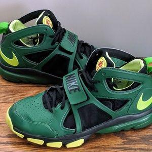 2010 Nike Air Hurache Trainer Green Hornet Size 11